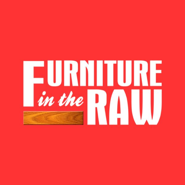 Furniture In The Raw Showroom In Austin, Texas.