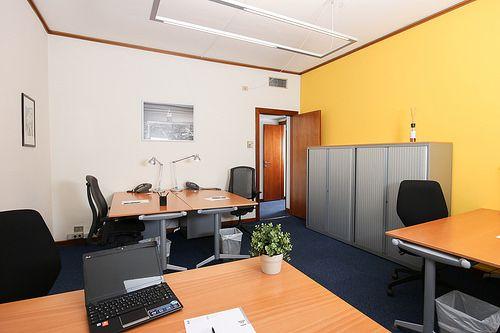 Ufficio arredato 4 posti lavoro