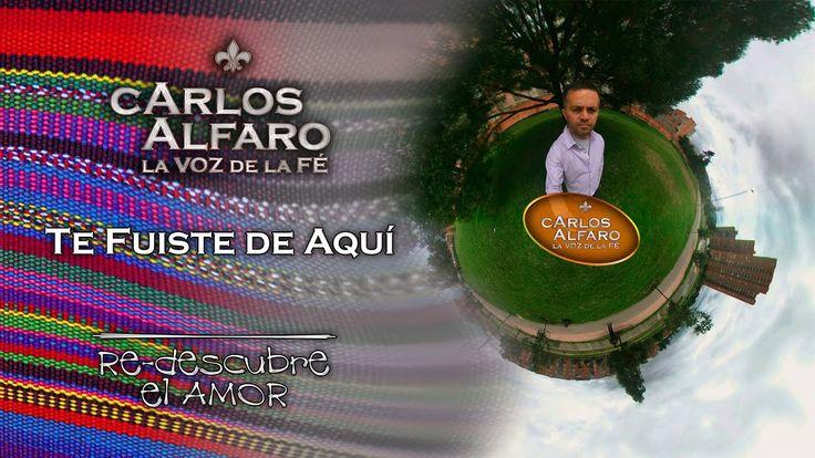 Te Fuiste de Aquí • Juan Carlos Alfaro