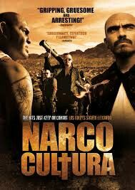 Narco Cultura : Absolutely not to be missed by documentary film lovers . The sad tale on the violence and glorification of drugs and murder in the Narco Music Genre in Mexico , now in the United States .And the lost battle the fight the crime and solve the murders . DO NOT MISS