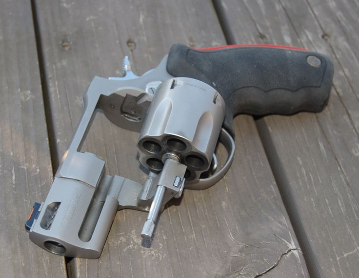Taurus Raging Bull .454 Casull Review - The Firearm Blog