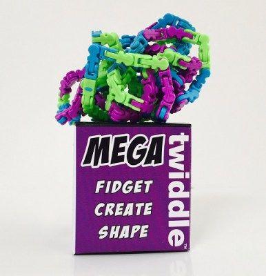 Twiddles : Mega Twiddle-gemengd paars