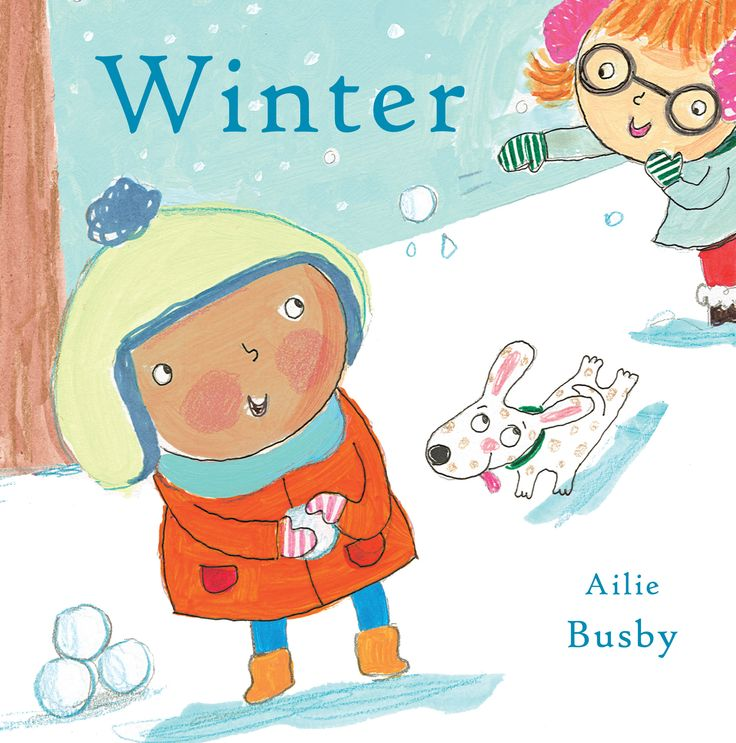 SEASONS: WINTER by Ailie Busby