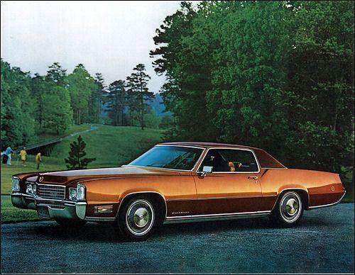Cadillac 1970