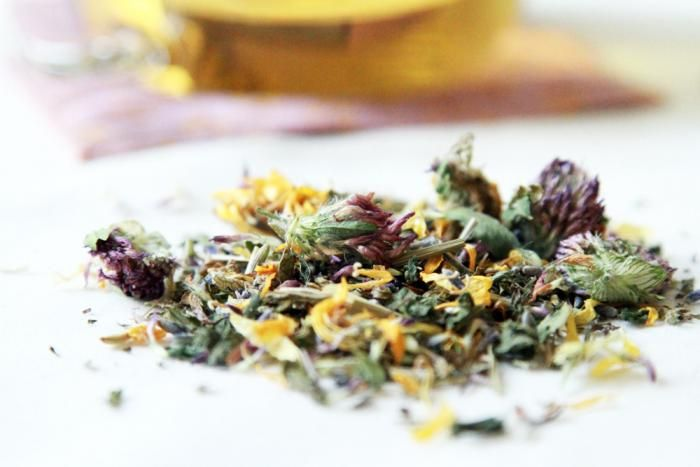 Miracle Cure for Spring Allergies: Gentle Nettle Tea: Remodelista