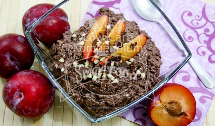 Chia-Schoko-Pudding Low Carb mit Kokosmilch