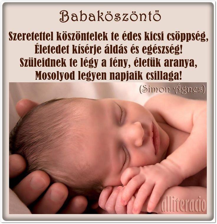 baba, született, baba_köszöntő, újszülött, vers, képek,