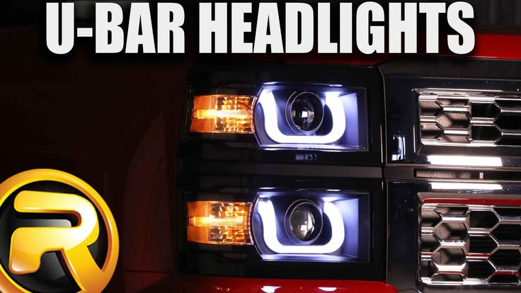 f150 The Anzo Headlights http://www.realtruck.com/anzo-headlights/ are brighter, safer, and better then your factory headlights. With a easy plug and play install...