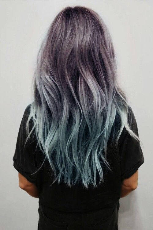 The 7 Prettiest Pastel Hair Colors on Pinterest (By: Jen Morgan) via Her Campus