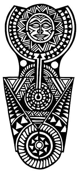 polynesian tattoo designs   Tattoo Design Ideas