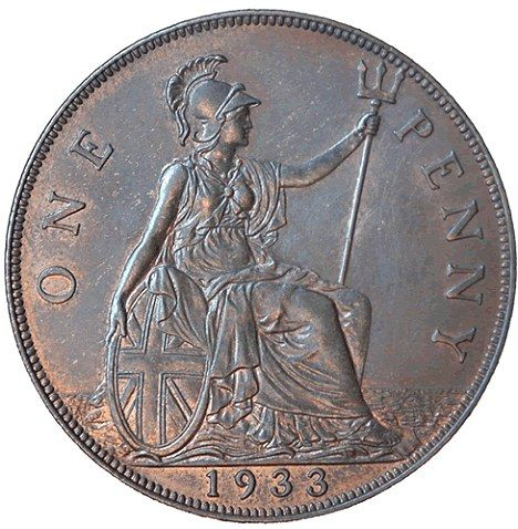 Mystery of 1933 penny: Britain's rarest coin valued at £80,000 offered on eBay then suddenly withdrawn
