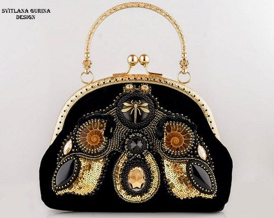 29 Bead Embroidery Bag Collections. Which do you fancy most. – Niffycraft