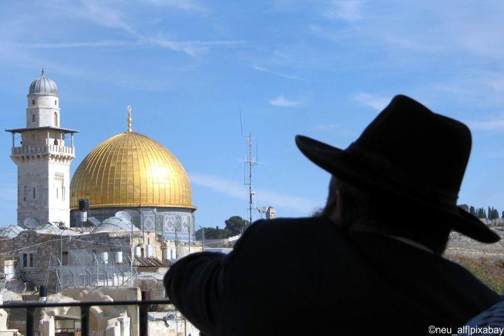 SPD-Außenpolitiker warnt vor drohender Eskalation am Tempelberg in Jerusalem
