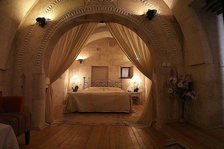 Romantic Master Bedroom. Romantische Schlafzimmer BeleuchtungRomantisches  ...