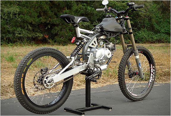 Motoped conversion kit.