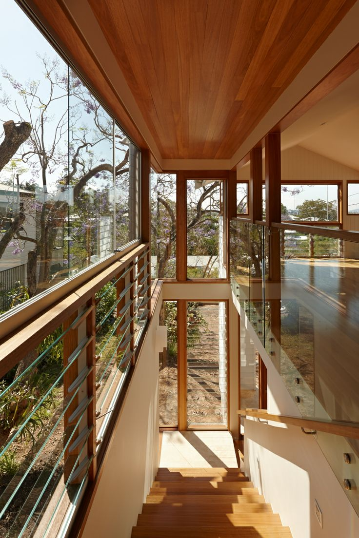 Verandah House, Brisbane, Australia By Shaun Lockyer Architects.