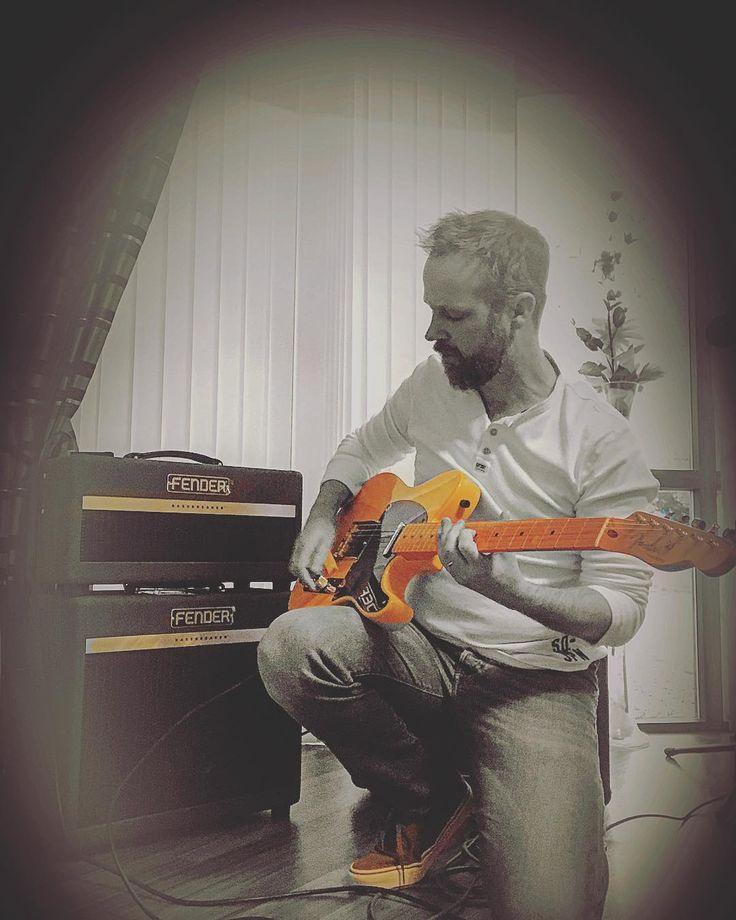 Tele Tuesday!! The might Baja the best tele ever made . #teletuesday #telecaster #fender #bajatelecaster #mytele #fenderamps #guitar #guitarist #guitarlove #musiclover #musicmaker #guitarporn #fenderfan #besttele #blonde #tone #loadoftone #tubetone #tubeamps #guitarpic #leogotitrightfirsttime #readthehashtags #reachtheworld