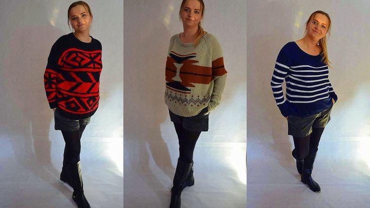 Fashion Inspiration XL: Tym razem spodenki skórzane