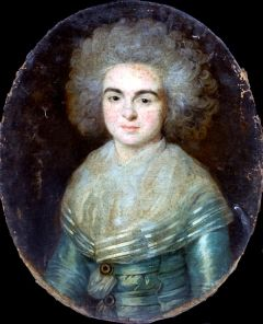 Portrait of a Lady 18th century...