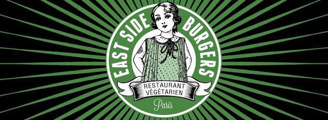 East Side Burger (veggie) 60 Boulevard Voltaire 75011 Paris Ouvert du Mardi au Samedi de 11h30 à 21h00, et le dimanche de 11h00 à 16h00. Sur place, ou à emporter