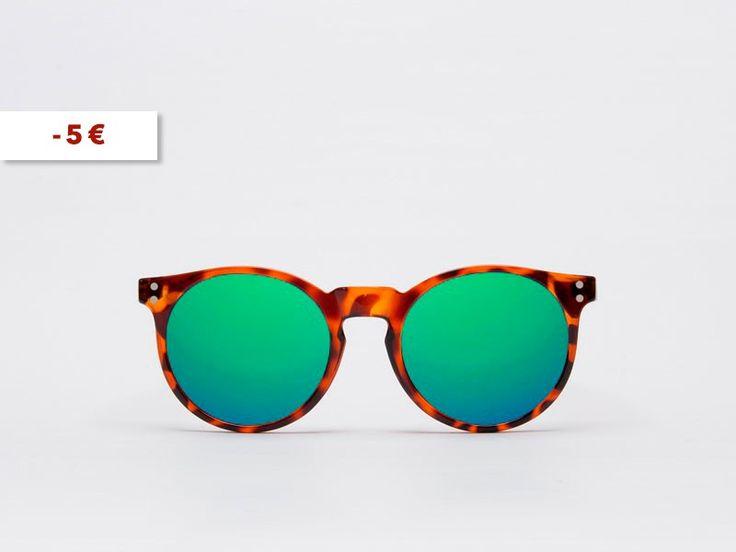 Tigris Emerald: Polarized Sunglasses   Meller