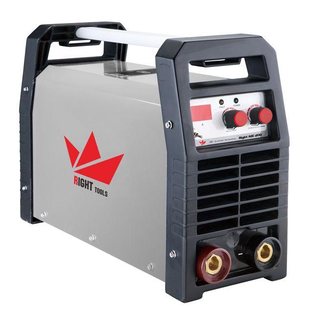 Free sample rilon welding machine VRD HOT START ARC FORCE MMA 200
