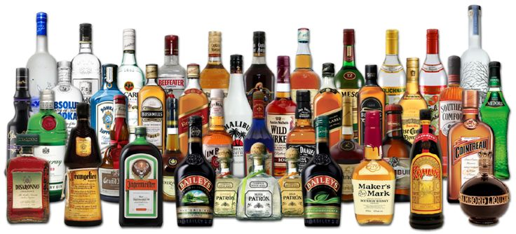 top shelf liquor list - Google Search