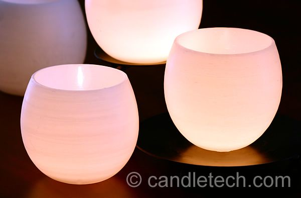 Wedding Centerpiece Idea – Water Balloon Luminaries