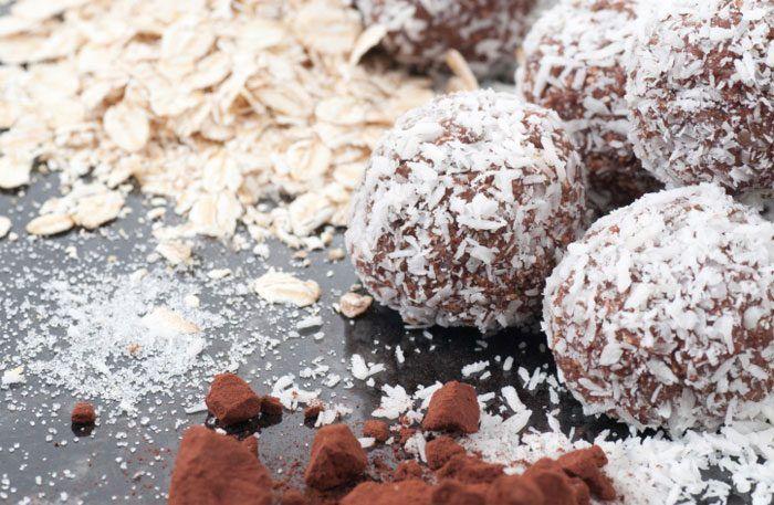Chokladbollar – populär klassiker!