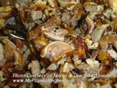Kusina Master Recipes: Dinakdakan