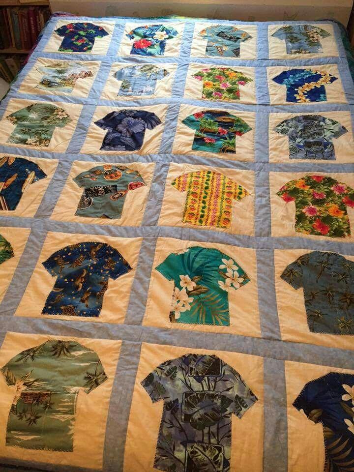Best 25+ Hawaiian quilt patterns ideas on Pinterest   Hawaiian ... : hawaiian shirt quilt pattern - Adamdwight.com
