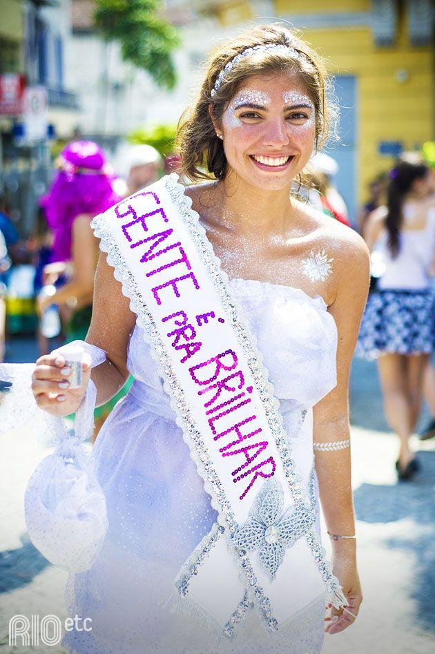 De Miss purpurinada no Cordão do BoiTolo: carnaval do Rio