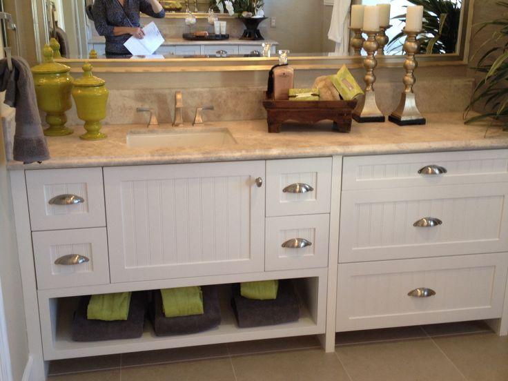 Craftsman style bathroom decorating ideas pinterest for Craftsman style bathroom design ideas
