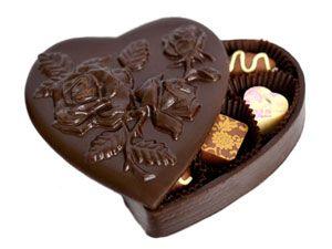 Шоколадное сердце Съедобное шоколадное сердце из вкусного темного бельгийского шоколада с 8 конфетами внутри. Вес - 370 г. http://www.aimant.ua/collections/product/chocolate_heart