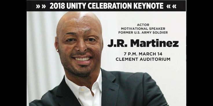 APSU's 2018 Unity Celebration keynote speaker to be Wounded veteran and Dancing with the Stars winner J.R. Martinez