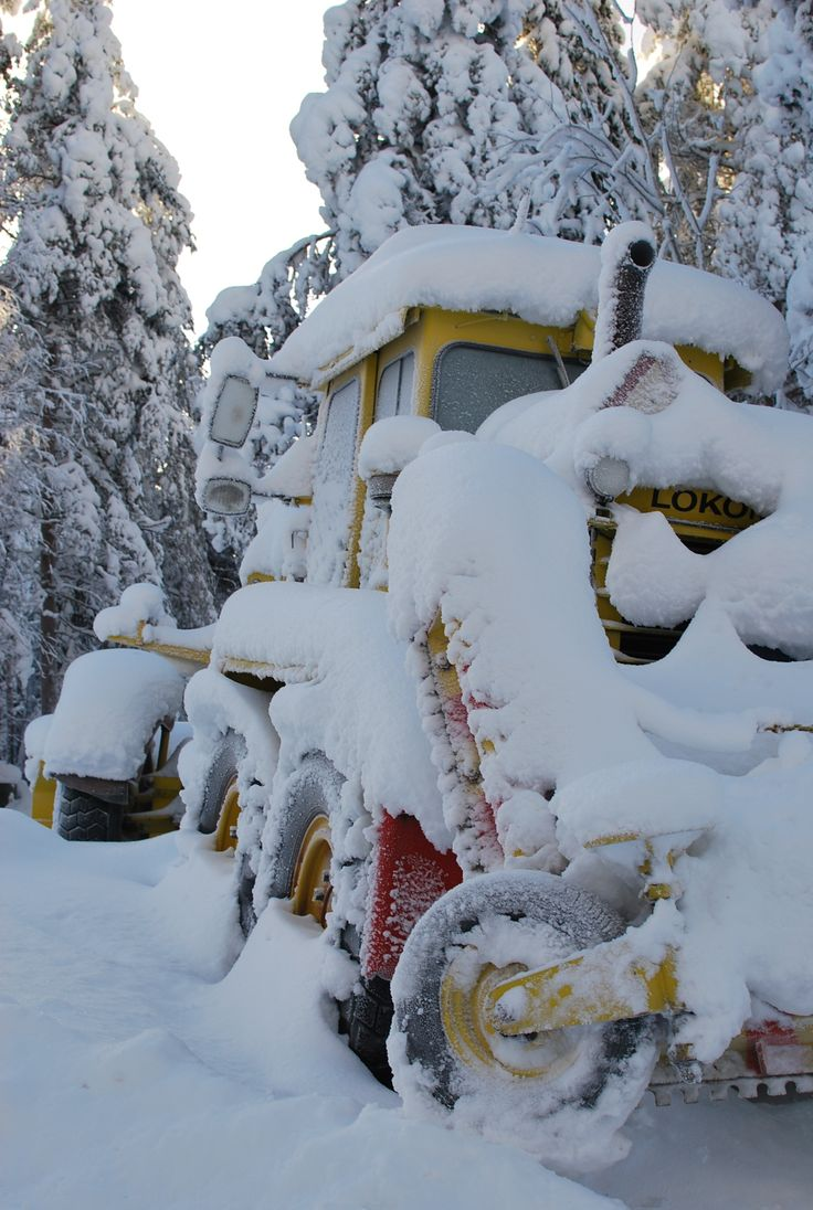 Winter sleep, Syöte - Finland