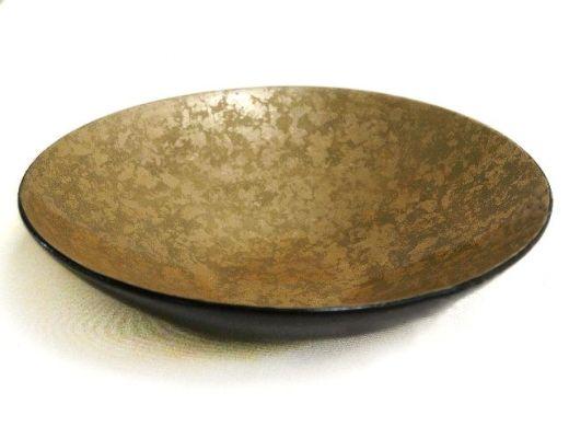 Ceramic gold epergne from Vietnam http://www.etnobazar.pl/search/ca:kuchnia-i-gotowanie?limit=128