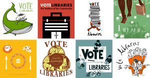 VoteLibraries Header