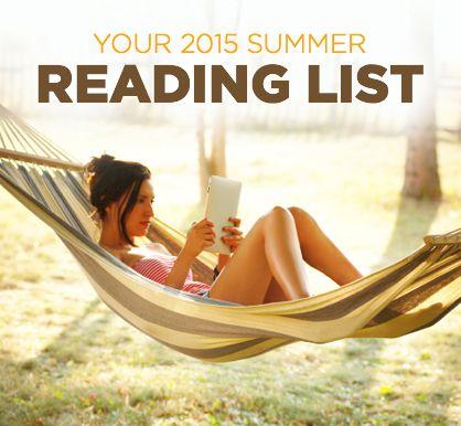 10 Best Beach Reads for Summer 2015