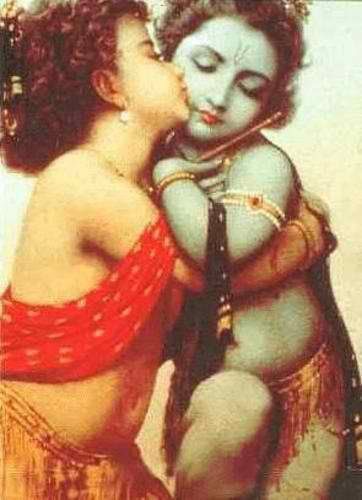 Krishna Balaram, brotherly love