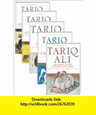 The Islam Quintet Shadows of the Pomegranate Tree, The Book of Saladin, The Stone Woman, A Sultan in Palermo, Night of the Golden Butterfly (Shrinkwrapped Set)  (Vol. 1-5)  (The Islam Quintet) (9781844676583) Tariq Ali , ISBN-10: 1844676587  , ISBN-13: 978-1844676583 ,  , tutorials , pdf , ebook , torrent , downloads , rapidshare , filesonic , hotfile , megaupload , fileserve