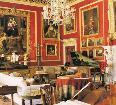 The Devoted Classicist: Hanging With Alec Cobbe, Hatchlands Park
