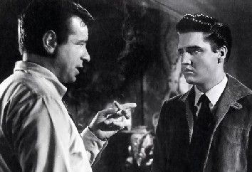 King Creole. Elvis with Walter Matthau