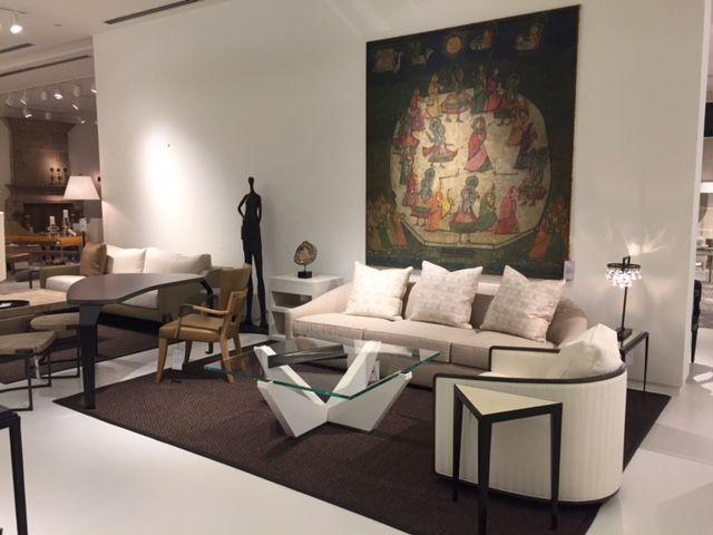 Mattaliano Gallery DavidSutherland Dallas Showroom Interiordesign Design Luxuryfurntiure Livingroom Designers