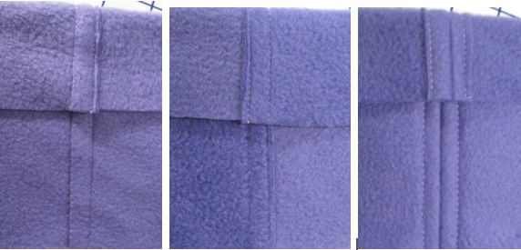 Three Seams in Fleece                                                                                                                                                                                 More