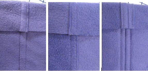 Three Seams in Fleece                                                                                                                                                                                 More
