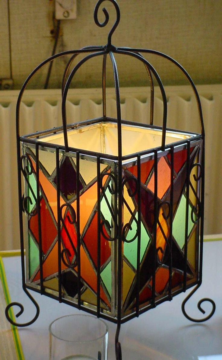Lampe marocaine hebergée par zimagez