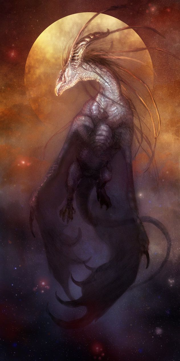 Ascension of Hiraeth by InuRyoko on DeviantArt