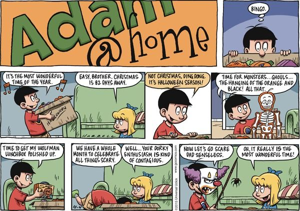 1000+ Images About Halloween Comics On Pinterest