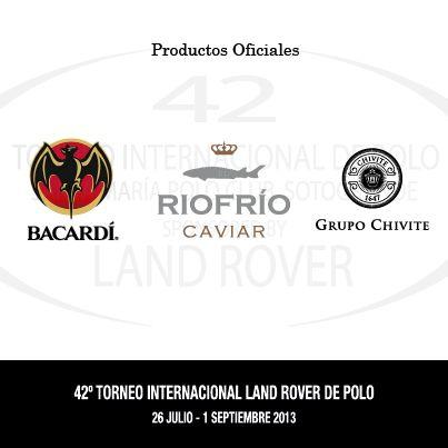 Bacardi riofrio caviar y grupo chivite productos oficiales del 42 torneo internacional land - Grupo riofrio ...
